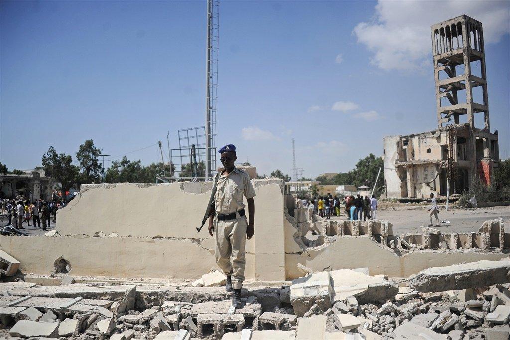 Al-Shabaab militants claim huge Mogadishu bomb attack that killed over 80 people