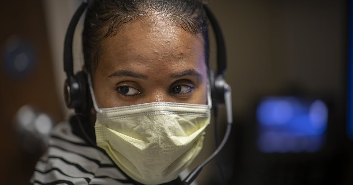 A large percentage of Minnesota COVID-19 patients don't speak English