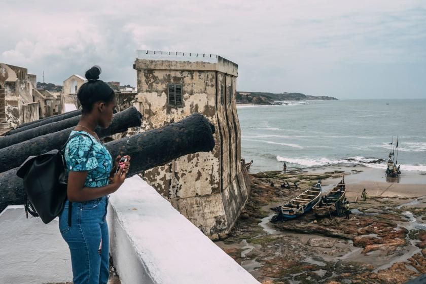 Trump sparked a tourism boom in Ghana when he told congresswomen to 'go back' to where they came from