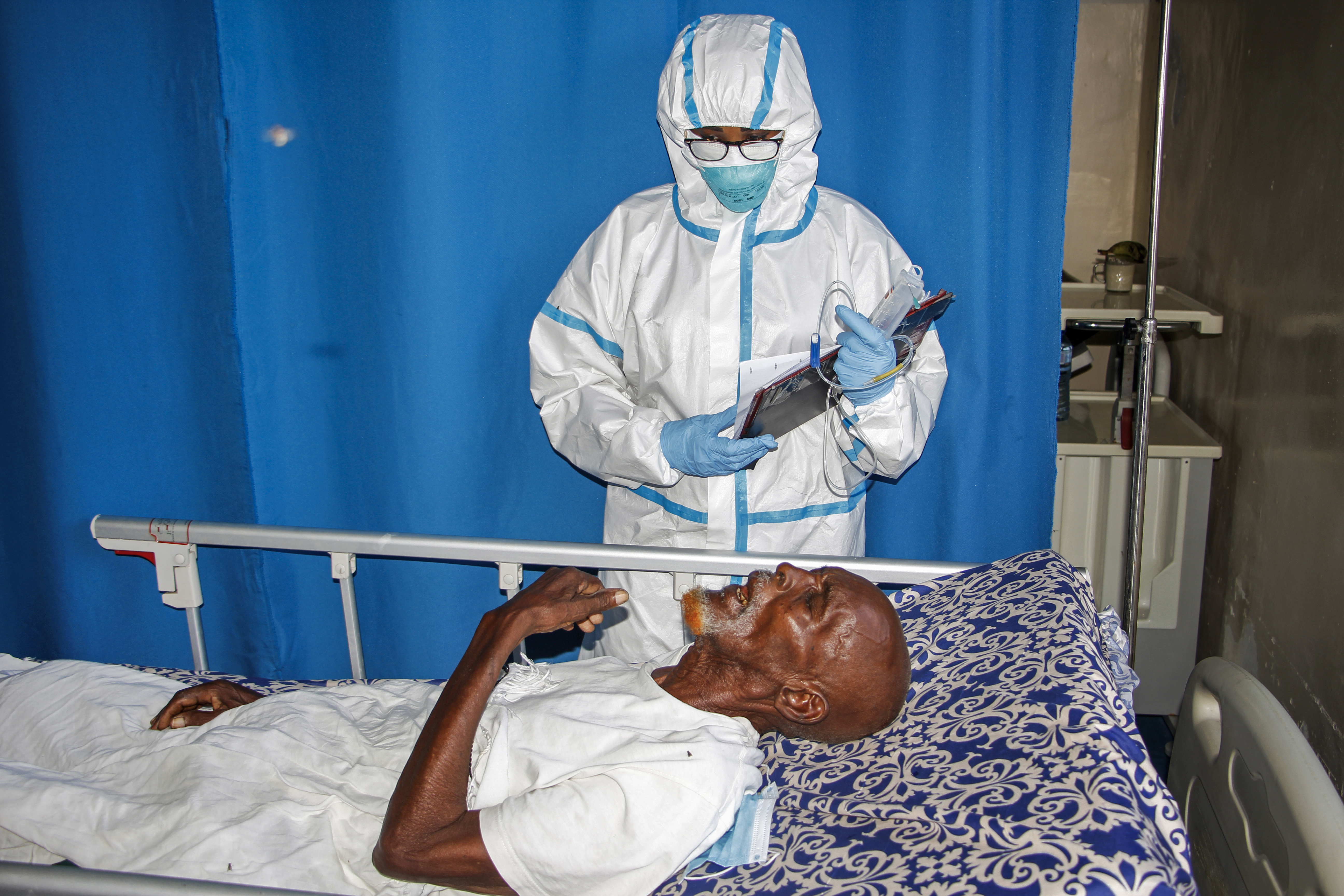 In Somalia, Many Medics Chose Caring for COVID Patients Over Marking Eid