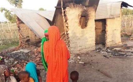 Shabaab attackers torch homes in Garissa