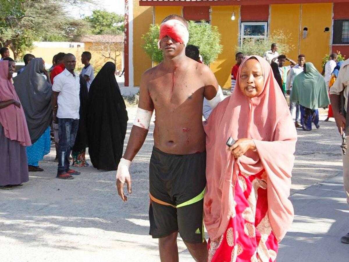 30 killed in car blast at Mogadishu check-point