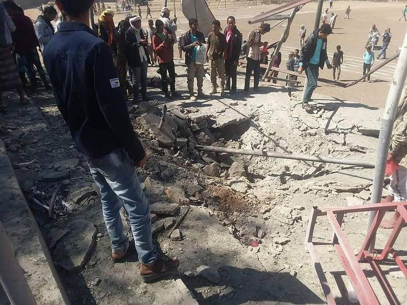 70 Yemeni Soldiers Killed in Missile Attack On Mosque By Houthi Rebels