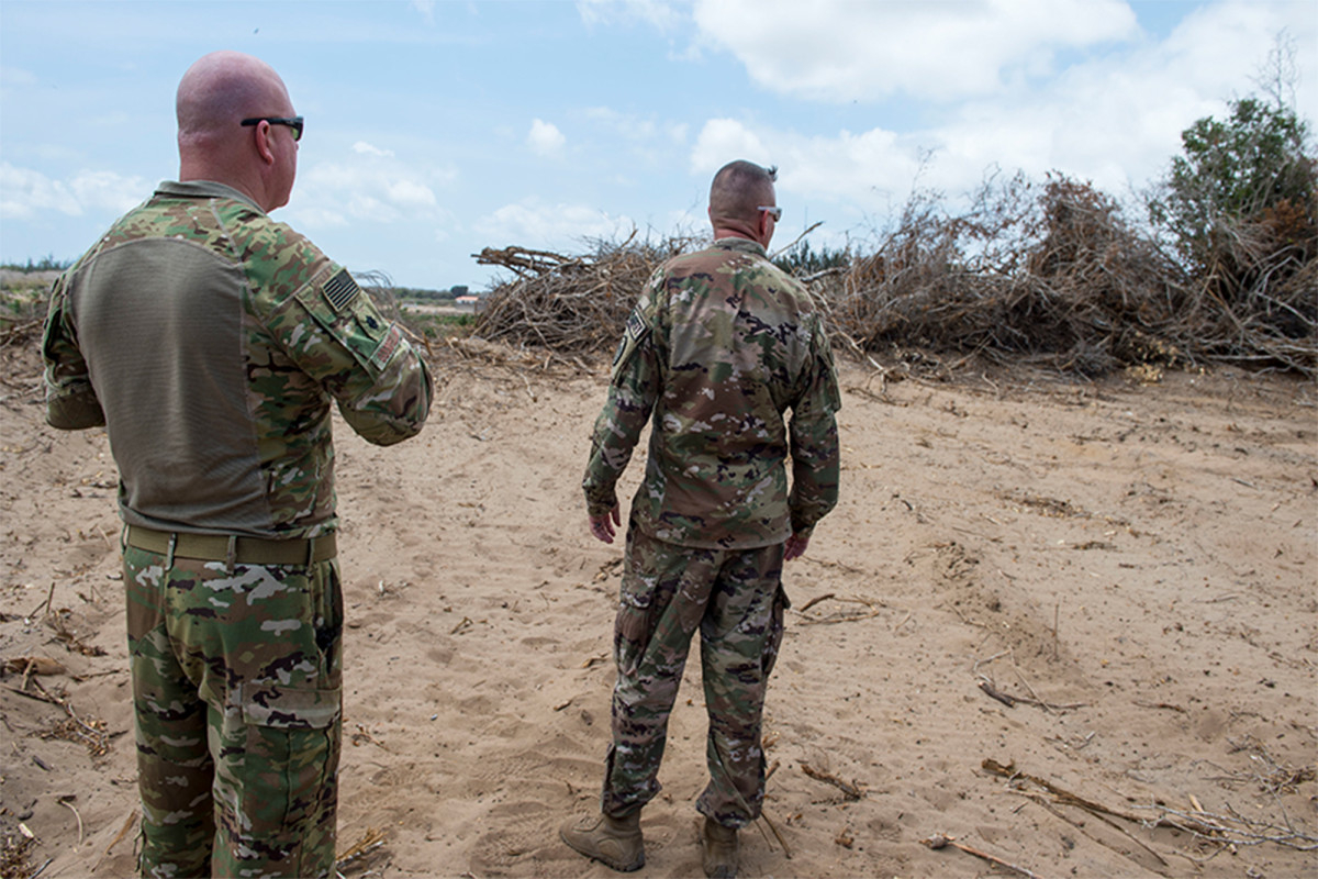 Terror crew storms Kenyan army base utilized by US - Expedition 99