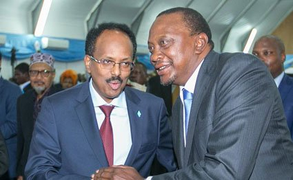 Somali leader agrees to meet Uhuru in Nairobi
