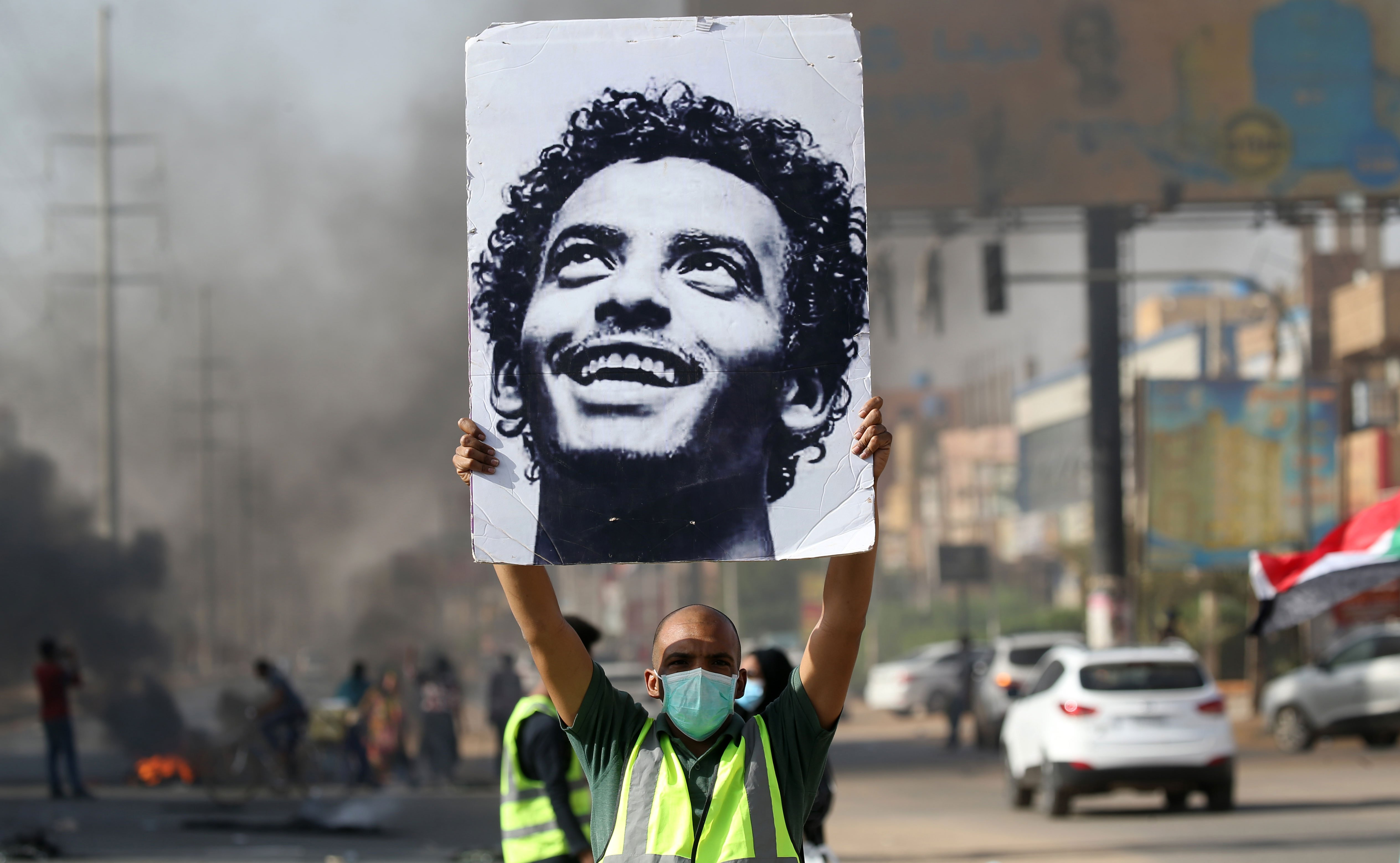 Sudan protesters rally one year after bloody crackdown
