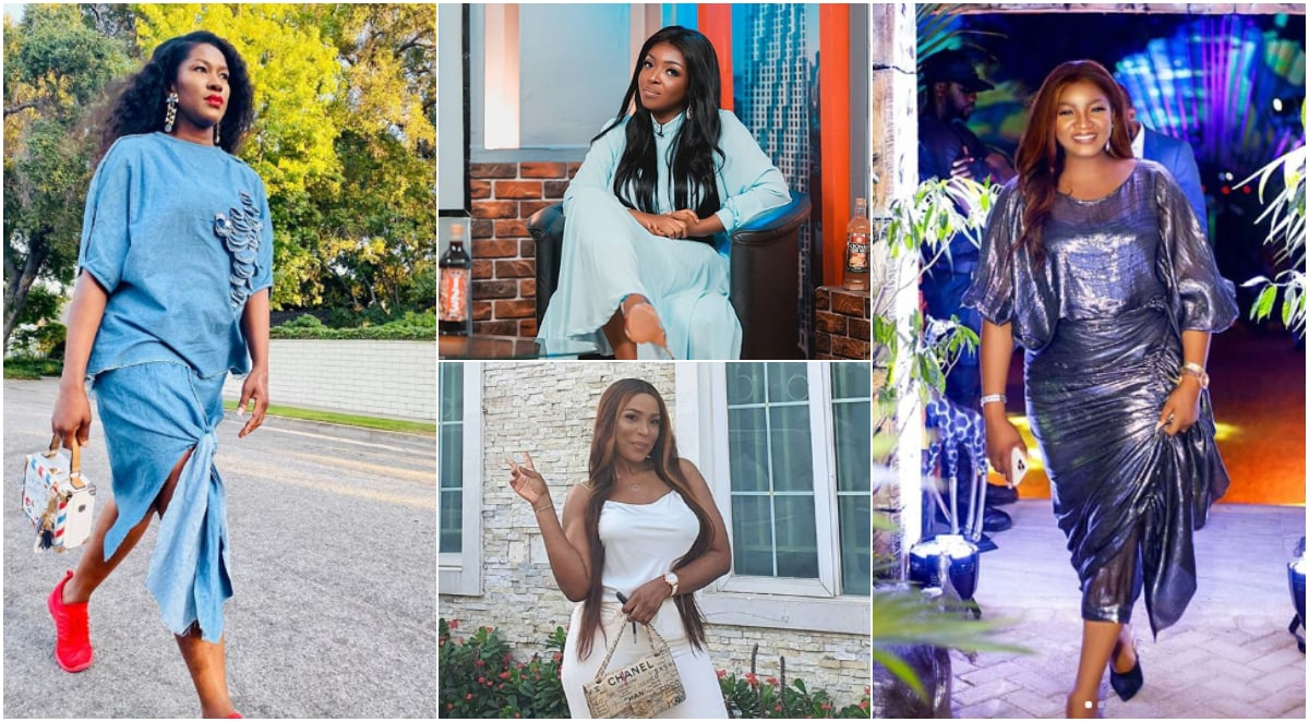 5 Nigerian ladies make list of 30 Most Beautiful African Women of the Decade