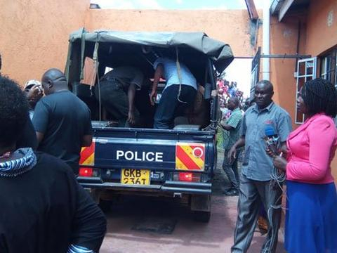 1 dead after Al Shabaab attacked private home residence