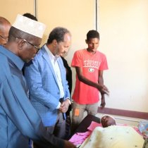Deal with security lapses and accept failure, opposition leaders tell Villa Somalia