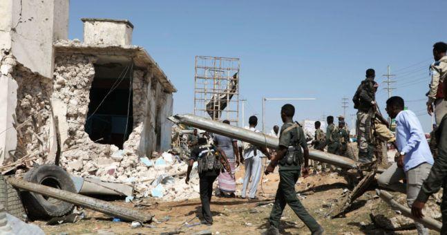 At least 76 people killed in Mogadishu car bomb attack