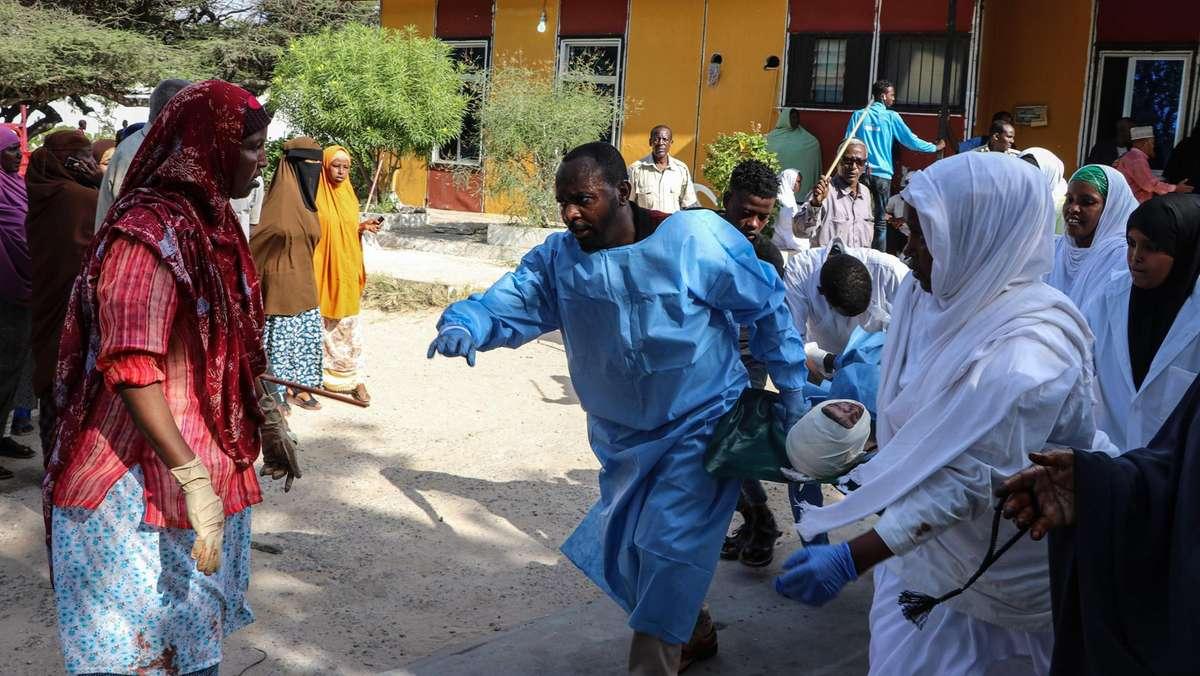 Mogadishu attack: car bomb in Somali capital kills at least 76