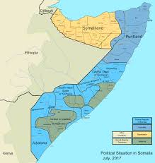At Least 73 Dead Following Explosion In Somalia.