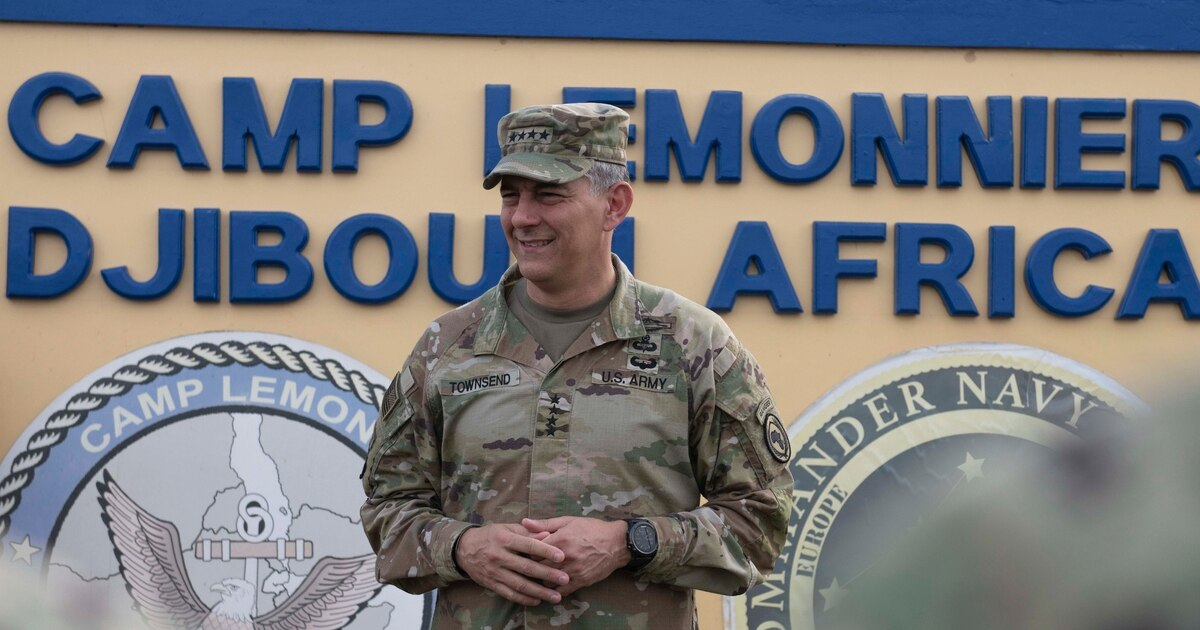 'Reports of my death are greatly exaggerated,' four-star general says
