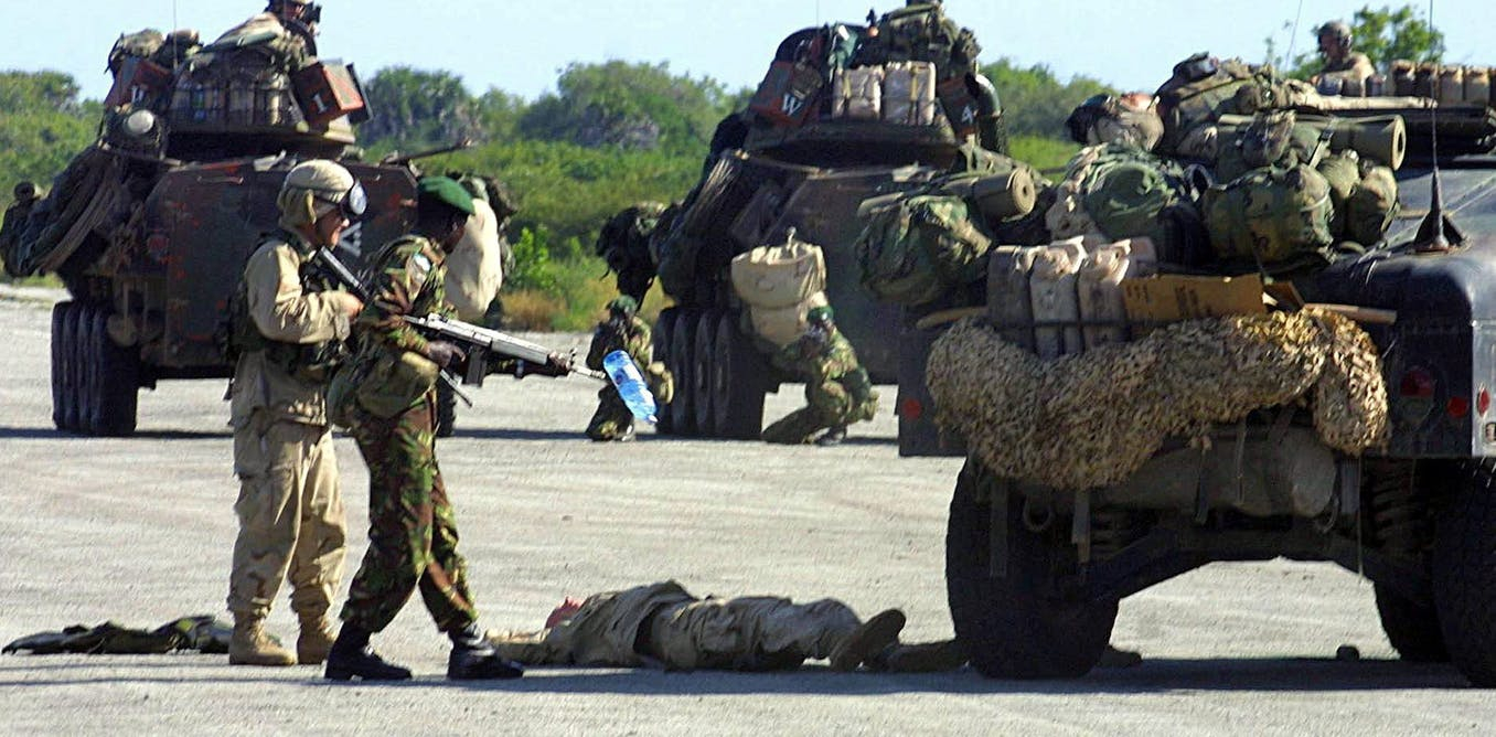 Al-Shabaab's attacks come amid backdrop of West's waning interest