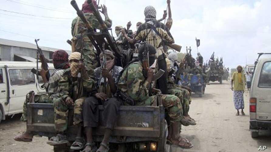 Somali army kills 9 al-Shabab militants in southern region