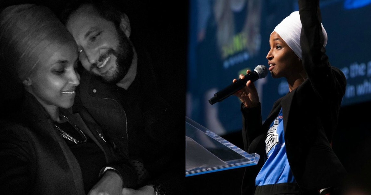 Ilhan Omar announces marriage to Tim Mynett 3 months after divorce