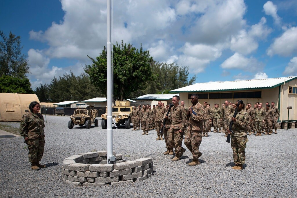 US newspaper claims Kenyan soldiers hid in the grass during Manda Bay attack