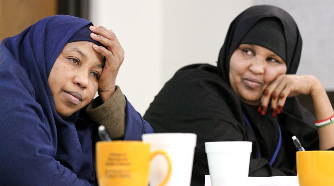 Families separated: Some local Somalis say they still wait for children, family
