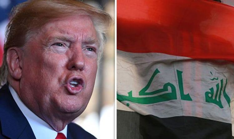 Iraq urged to 'step up' and pay US back for ISIS defeat in deadly fight with Iran