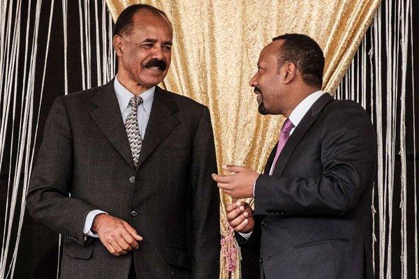 Eritrea's Isaias Afwerki makes surprise visit to Ethiopia