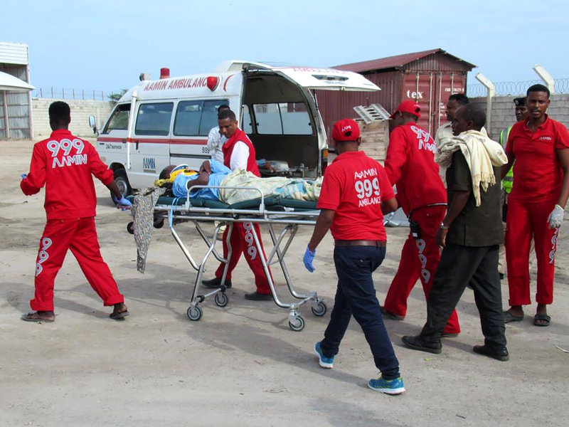 Aamin Ambulance appeals to the public to raise about $6,500