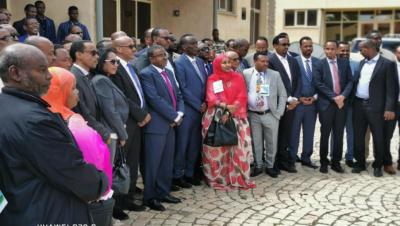 Ethio-Djibouti Border Administrators Joint Meeting Underway in Jigjiga