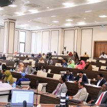 Somalia parliament approves government budget for the year 2020