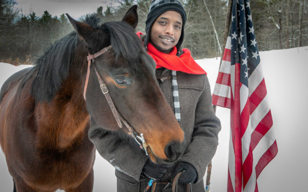 He fled terrorists in Somalia and moved to Maine. This month, he'll become a US citizen.