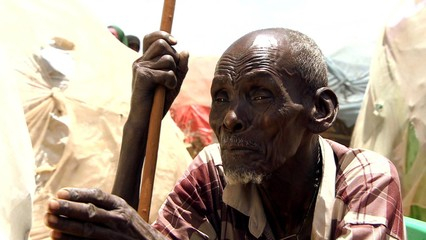 Expelled by drought: farmland becomes barren in Somalia