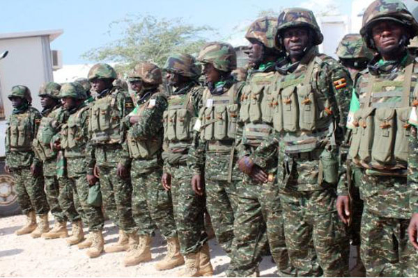AMISOM successfully mitigates COVID-19 challenges