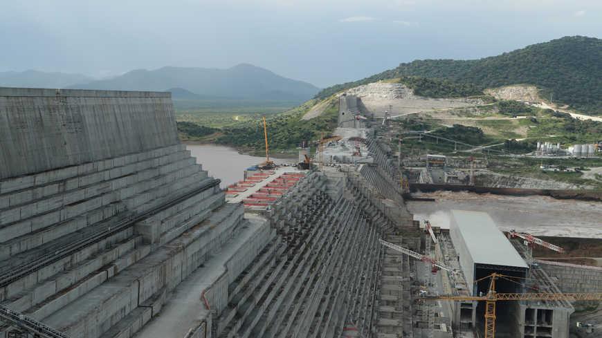 Egypt says dam negotiations with Ethiopia make 'little progress'