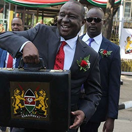 Why Kenya's economy is on its knees
