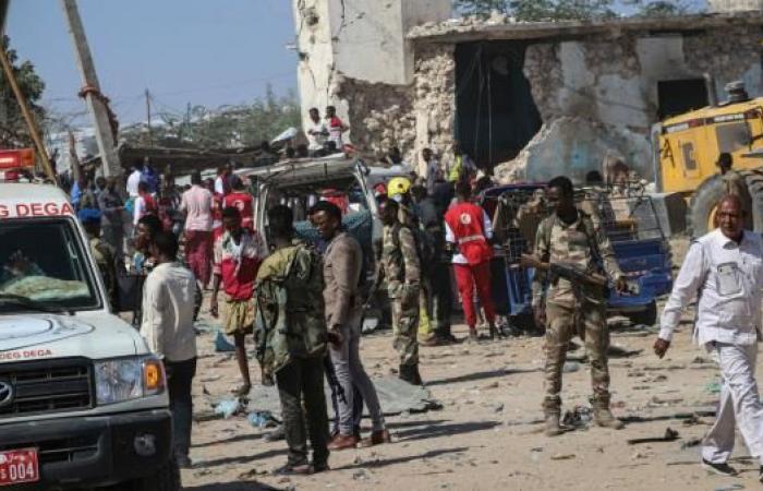 US strikes Al-Shabaab militants after deadly Somalia attack