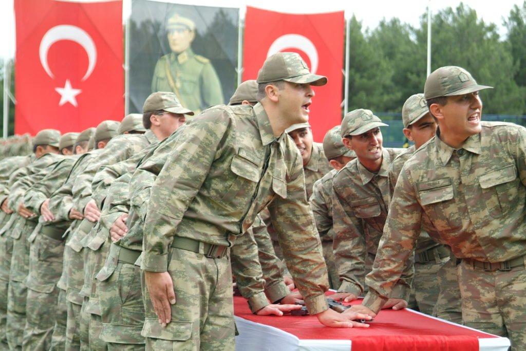 Turkey sends troops to Libya