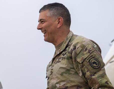 Africom commander Stephen Townsend.