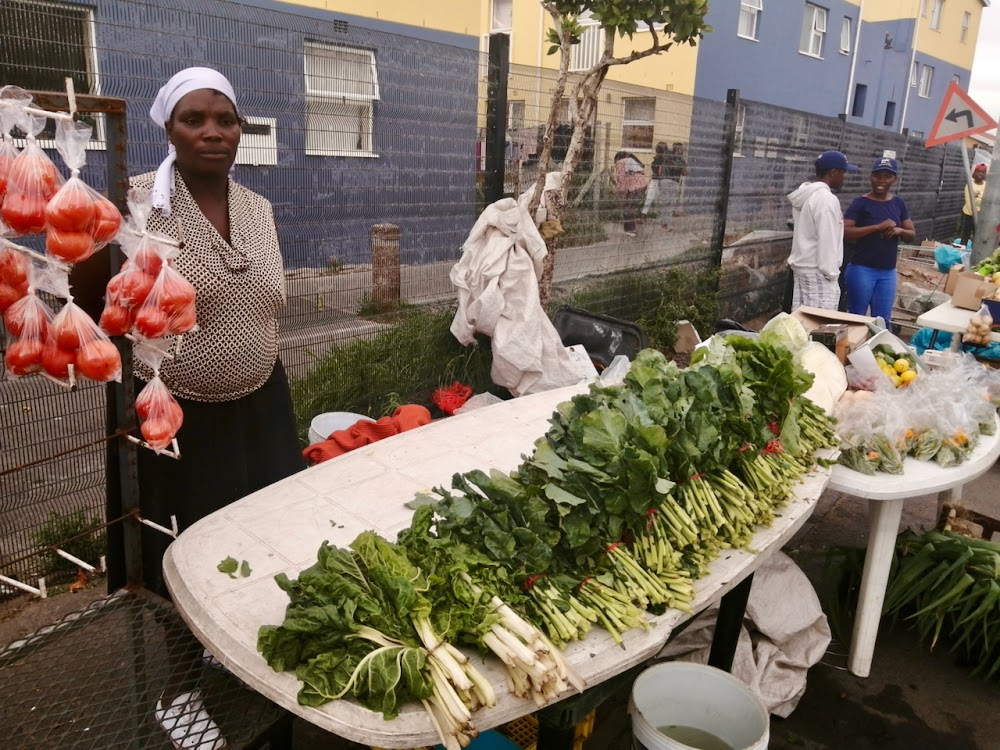 'People are going on like there is no crisis' in Masiphumelele