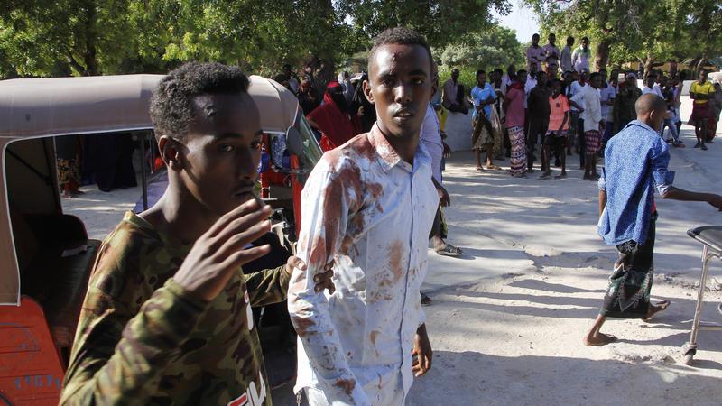 Vehicle Bomb Kills Scores In Somalia