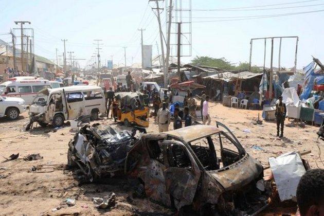 Al-Shabab admits it carried out Mogadishu car bombing