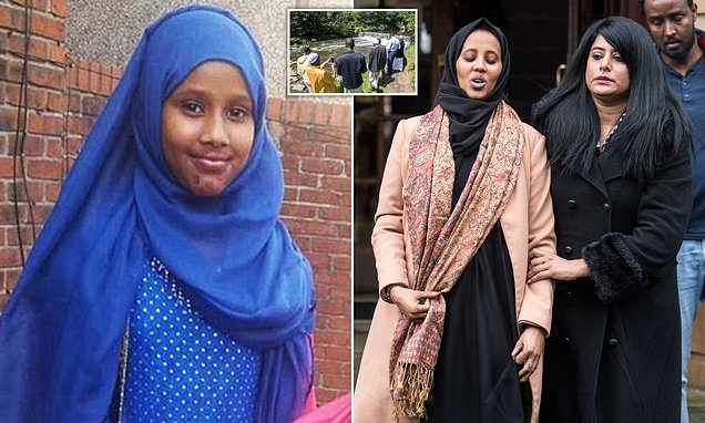 Somali refugee schoolgirl Shukri Yahye-Abdi drowned in River Irwell