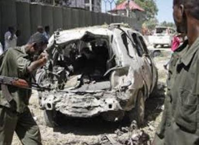 Media: At least 90 killed as suicide bomber blew up truck in Mogadishu