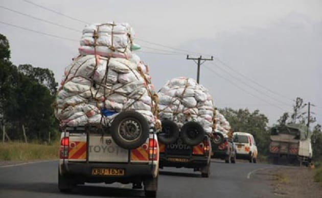 2 Kenyans ferrying miraa to Garissa kidnapped by suspected al-Shabaab militants