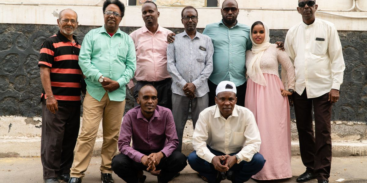 """Groupe RTD bring cross-cultural Djiboutian sounds to a global audience for the first time on new single """"Uurkan Kaadonaya""""."""