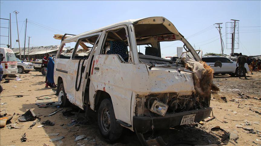 Turkey condemns deadly terror attack in Somalia