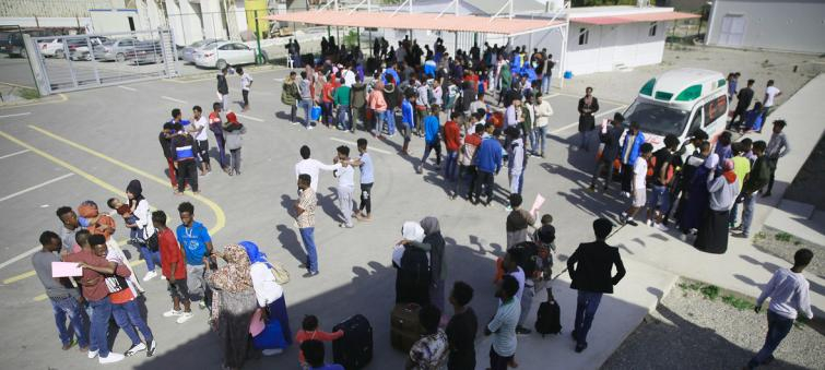 Libya: UN refugee agency deeply concerned by shelling near Tripoli facility | Indiablooms - First Portal on Digital News Management