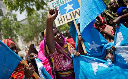 UN lauds contribution of women in Somalia's stability