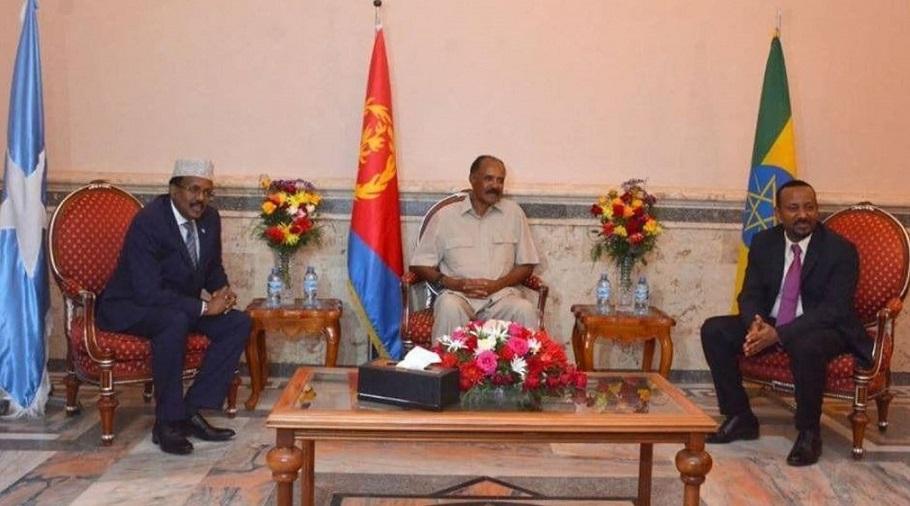 Ethiopia, Eritrea and Somalia leaders meet in Asmara
