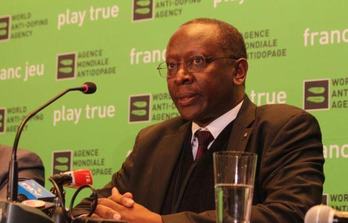 Japhter Rugut, Anti-Doping Agency of Kenya (ADAK) chief executive officer [Courtesy]