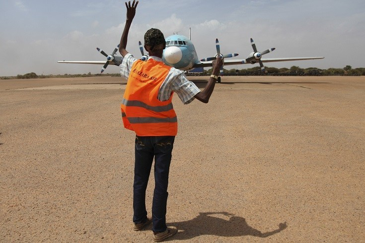 Health supplies airlifted to flood-affected Somalia