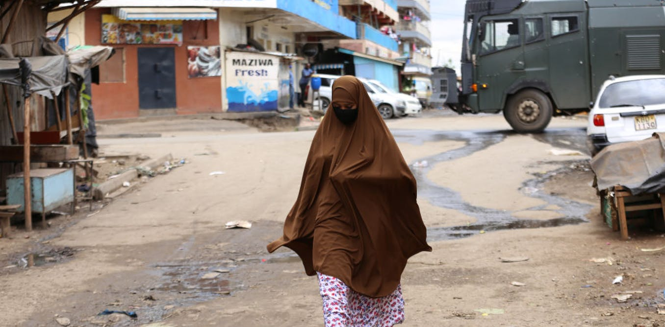 Many refugees living in Nairobi struggle to survive because of COVID-19