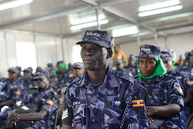 African Union Conducts Training For Police Officers To Serve In Somalia - UrduPoint